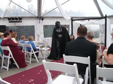 Andrea & Jon's wedding